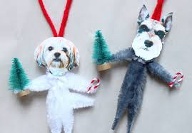 make your own hilarious diy ornaments the barkpost