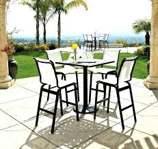 high top table and stools outdoor high top table outdoor high table and stools phattysbar com