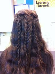 hair with poof on top octavia blake from the 100 hairstyle french fishtail then poof
