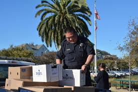 Thanksgiving Turkey Delivery Thanksgiving Arrives Early At Albany Village Berkeley News