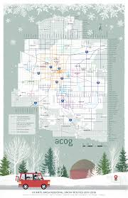 Maps Okc Snowklahoma 2018 Okc Area Snow Route Map Let It Snow