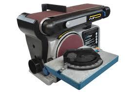 combined sander combined belt and disk bench sander f31 462a