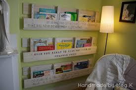 Crate Bookcase Handmade By Meg K Ben U0027s Wooden Crate Bookshelves