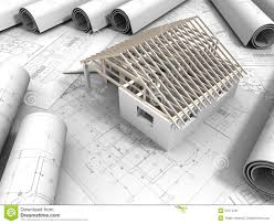 3d Plans by 3d Plan Drawing Stock Image Image 27074781