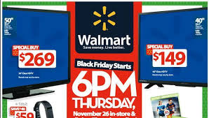 black friday tv deals 2017 walmart releases black froday sale ad following that of target