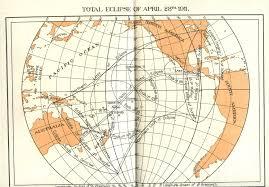 Eclipse Maps 1911 1920