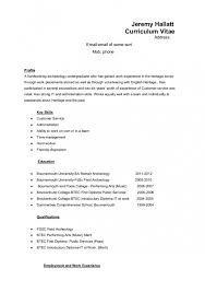 where to put volunteer work on resume resume template example