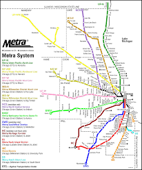 Map Room Chicago Il by Metra Rail Map Chicago Illinois Chicago Via Charleston