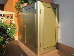 armadio da esterno in alluminio armadi da esterno prezzi interesting armadio per esterno di