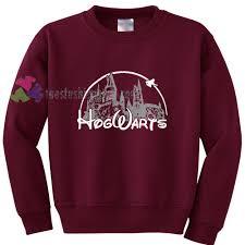 hogwarts alumni sweater harry potter hogwarts alumni sweater gift sweatshirt unisex