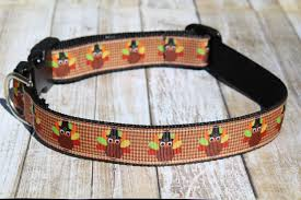 thanksgiving collar turkey collar fall collar