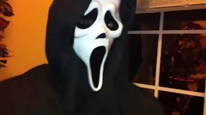 scream ghostface life size halloween prop by gemmy hongkong