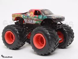 diecast monster jam trucks wheels monster jam truck bad news travels fast metal base die