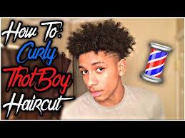 light skin boy haircuts how to curly thot boy haircut kobe jayy youtube