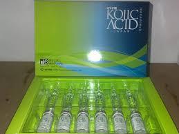 Suntik Pemutih Badan Di jual suntik injeksi pemutih kojic acid japan kj 01 produk