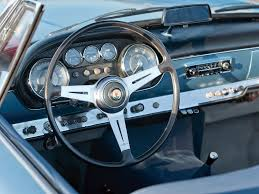 blue maserati interior maserati mistral spider 1964 1970 interior maserati prides