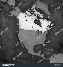 Canada On The Map by Canada On Map North America Map Stock Illustration 289924862