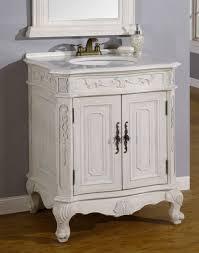 Bathroom Single Sink Vanities by 29 Inch Single Sink Vanity With White Granite Top