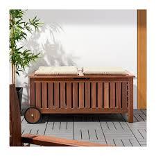 Sotrage Bench äpplarö Storage Bench Outdoor Ikea