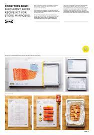 Ikeas Ikea Cook This Page Leo Burnett Toronto Ikea Canada D U0026ad