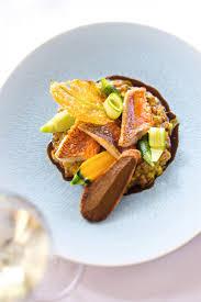 recette de cuisine petit chef recette rougets de roche risotto de petit épeautre aux courgettes