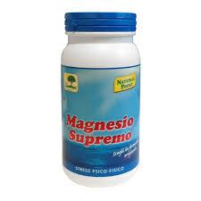 magnesio supremo composizione magnesio supremo magnesio solubile contro stanchezza e stress