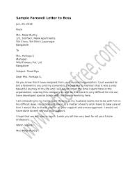 Sonographer Resume Samples Sample Farewell Letter To Boss For Bidding A Formal Goodbye From
