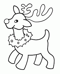 toddler christmas coloring pages coloring home