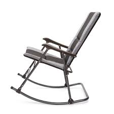 A Rocking Chair Summit Rocker Direcsource Ltd 100385 Folding Chairs Camping