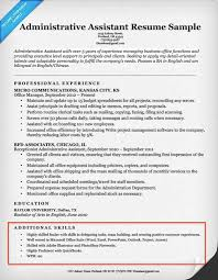 exle resume for 20 skills for resumes exles included resume companion