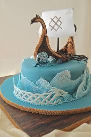 Cake Decorating Magazine Issues Titia Mcluckie Viking Ship Tutorial American Cake Decorating