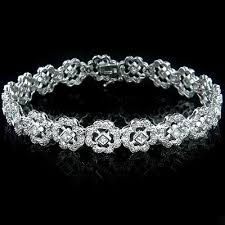 diamond bracelet ladies images 30 superb gold diamond bracelets for women eternity jewelry jpg