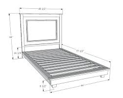 King Size Bed Frame Width What Are The Dimensions Of A King Size Bed Mattress King Size