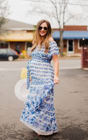 floral off the shoulder maxi dress on sale style your senses