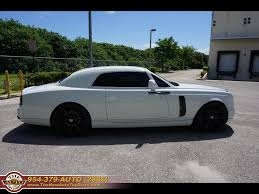roll royce custom 2014 rolls royce phantom coupe mansory edition 1 of 1 must see
