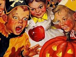 my free wallpapers artistic wallpaper vintage halloween kids