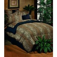 Leopard Print Duvet Animal Print Bedding Safari Bed Sets Zebra Prints Comforter