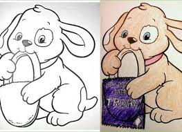 coloring book pictures gone wrong 27 innocent images in children s coloring books that transformed