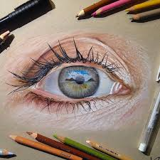 20 best drawing of eyes images on pinterest draw drawing art