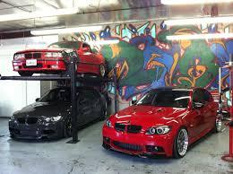 home garage workshop garage for home gym squat racks top 6 ideas loversiq