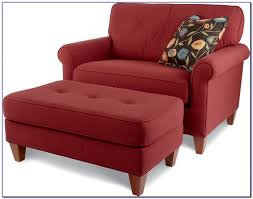 oversized chair with storage ottoman chairs home design ideas