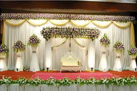 decoration for indian wedding indian wedding stage decoration wedding corners