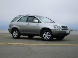 lexus model rx 300 2000 lexus rx 300 information and photos zombiedrive