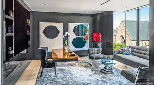 interior design for construction homes a luxe condo summons sleek sophistication boston design guide