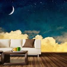 Wall Murals Bedroom by Night Sky Photo Wallpaper Galaxy Wallpaper Custom 3d Clouds