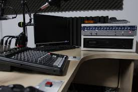 Studio Mixer Desk by Free Images Music Technology Equipment Mic Recording Studio