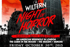 cheap halloween horror nights tickets win tickets to the haunted movie marathon at the wiltern theatre