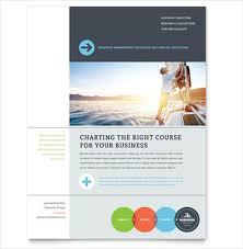 business flyer templates word black and white flyer template