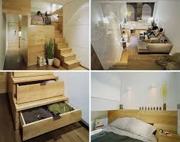 gain de place chambre salle de bain sous mezzanine 15 lit mezzanine 2 places 9 id233es