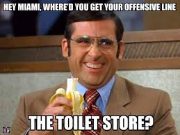 Miami Dolphins Memes - nfl memes on twitter the miami dolphins have the worst offensive